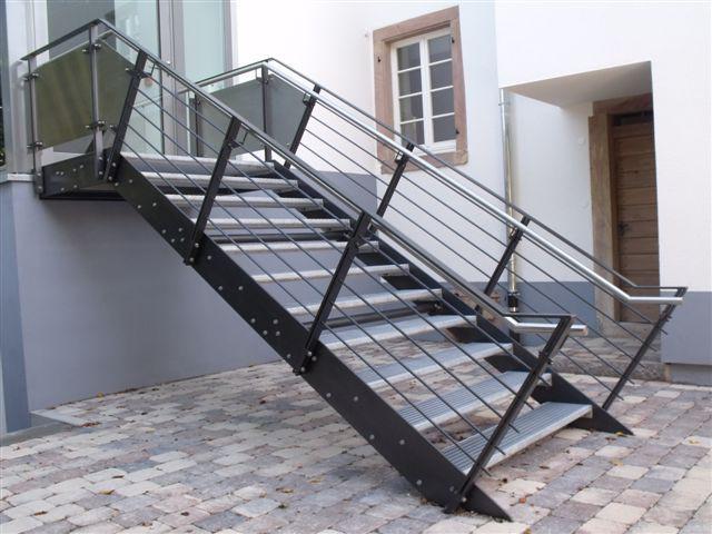 Treppen Gelander 11 00132 P Klosterscheune Aussentreppe
